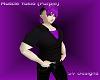 Muscled Yukio (Purple)