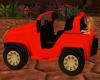 Family Jeep w/ kid seat