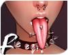 Pierced Tongue | F