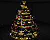 CHRISTMAS TREE - GOLD