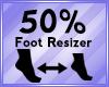 Foot Scaler 50%