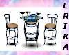 wed10 bar table set