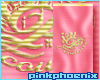 Pink Lemonad Beach Towel