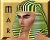 ~Mar Pharaoh Hat Gol-Grn