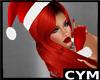 Cym Christila Fire Red