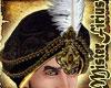 Sultan Turban Black