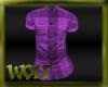 {LW}Purple Tartan Shirt