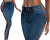 TF* Strappy Dark Jeans