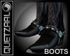 [8Q] TEXAS BLACK Boots