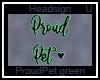 Proud Pet e Green