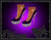 Indigo & WTiger Heels
