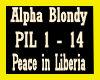 Peace in Liberia