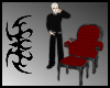 ASM Modern Reader Chair
