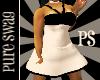 PS™ G Sexy Dress-Cr/B PS