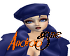 [androo] Cap blue