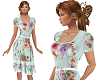 TF* Meadow Flower Dress