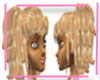 blonde lolita braids
