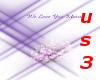US3: Backdrop purple