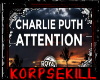 Charlie Puth- Attention