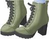 E* boots /green