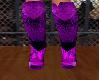 *Purple Boots*