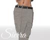 ;) Gray Cargo Pants