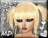 *MD*IMao light blondhair