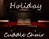 Holiday Cuddle  Chair