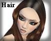 Vaguel Brunette Hair