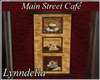 ~L~ Cafe - Wall Hanging