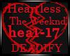 Heartless The Weeknd