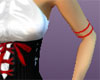 Red Left Armband