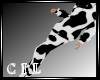 ! DADDYS GIRL COW ONESIE