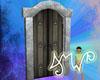 [AMW] Ice bedroom door