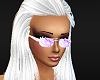 purple white shades [F]