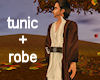 !Jedi knight tunic robe