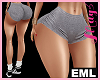 EML Bimbo Short Grey 2
