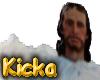 Jesus Riding on Cloud 2D