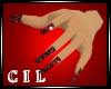 !C! WITCH RUBY NAILS