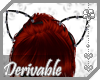 ~AK~ Jeweled Cat Ears