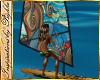 I~Aloha WindSurf Board