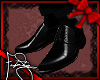 FSx} Black Loafers 1