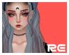 R| Red Background F/M