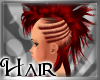 Ruby Red Mohawk
