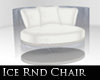 Ice round single chair