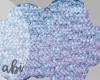 Rug Fur Blue