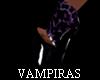 Violet Leopard Heels