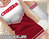 *MD*Cheerleader Outfit 2