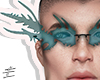 É. Mantis Glasses BLU M