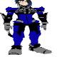 Azure Nexus Body SuitM/F
